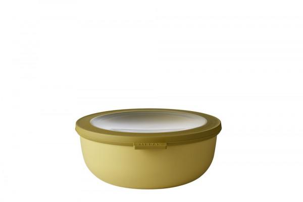 Mepal Cirqula Multi Bowl Vorratsdose mit Deckel 1250 ml nordic lime