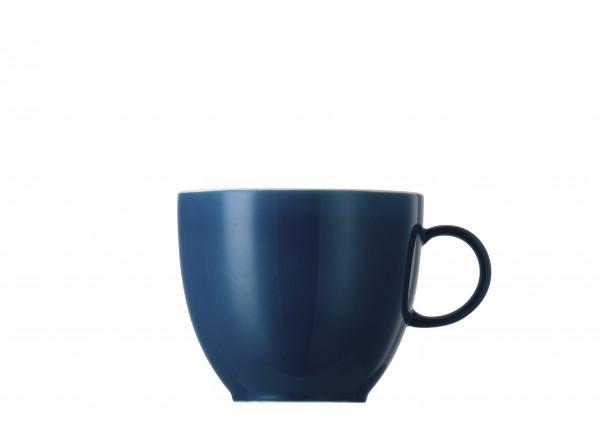 Thomas Sunny Day Petrol Kaffee-Obertasse