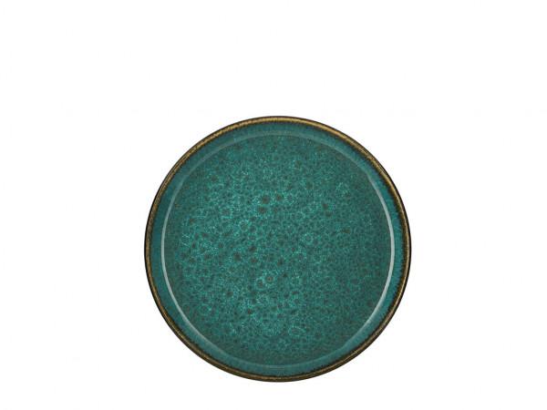 Bitz Frühstücksteller grün / grün 21 cm