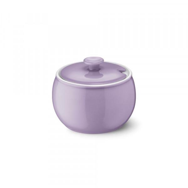 Dibbern Solid Color flieder Zuckerdose 0,30 l