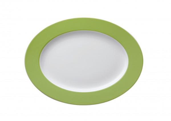 Thomas Sunny Day Apple Green Platte 33 cm