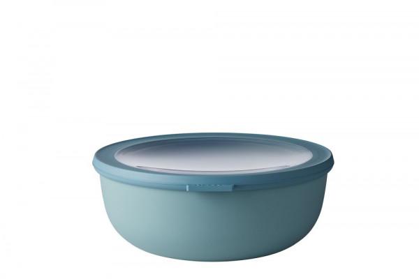 Mepal Cirqula Multi Bowl Vorratsdose mit Deckel 2250 ml nordic green
