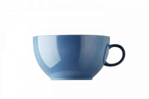 Thomas Sunny Day Nordic Blue Cappuccino-Obertasse