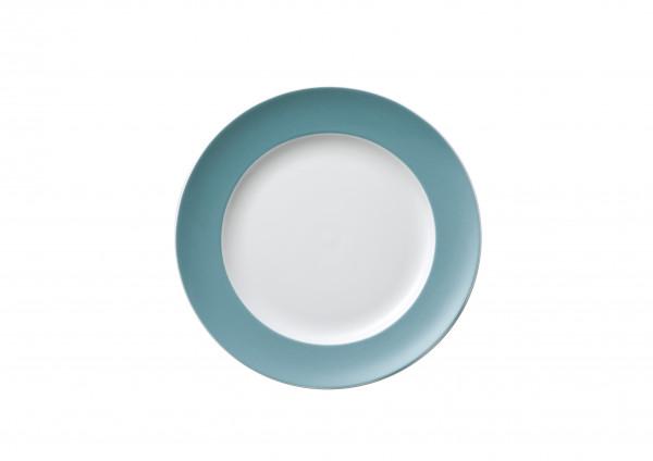 Thomas Sunny Day Turquoise Frühtücksteller 22 cm