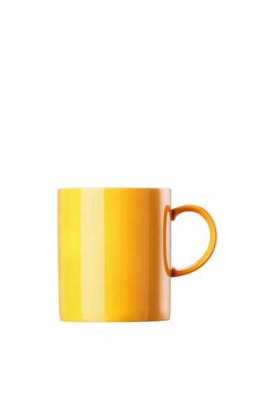 Thomas Sunny Day Yellow Becher mit Henkel groß