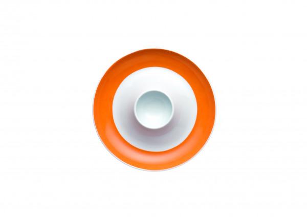 Thomas Sunny Day Orange Eierbecher mit Ablage