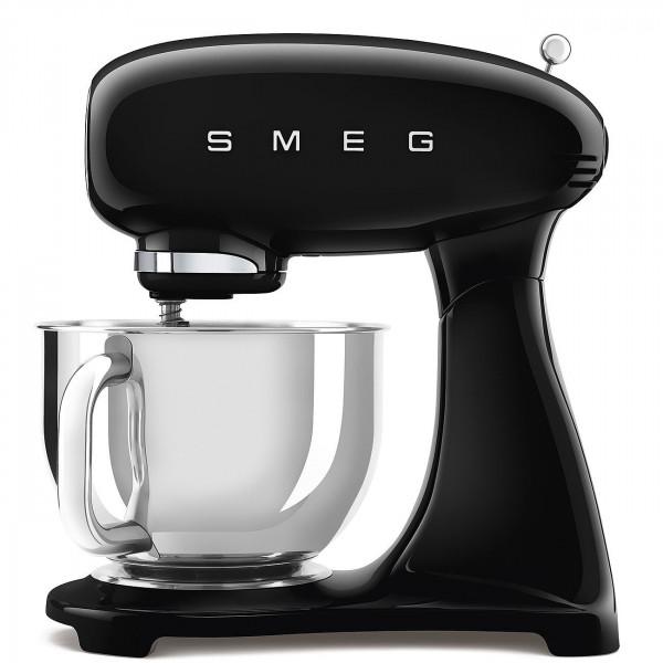 Smeg Retro Full Color Küchenmaschine schwarz