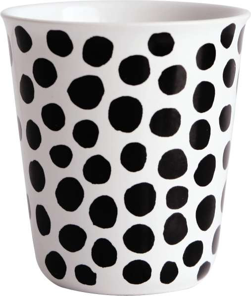 ASA Coppetta Espresso-Becher 0,1 l dots
