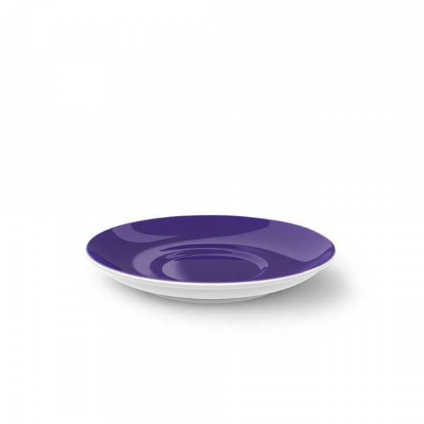 Dibbern Solid Color violett Kaffee Untertasse