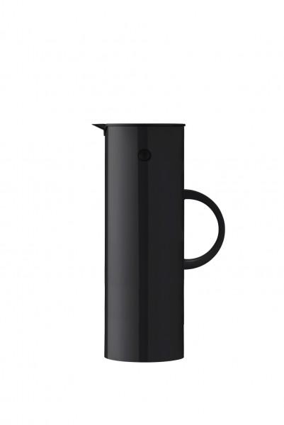 Stelton EM77 Isolierkanne 1,0 l schwarz