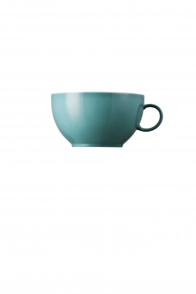 Thomas Sunny Day Turquoise Cappuccino Obertasse