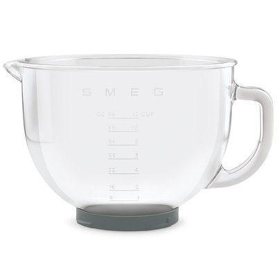 Smeg Glasschüssel zur Küchenmaschine