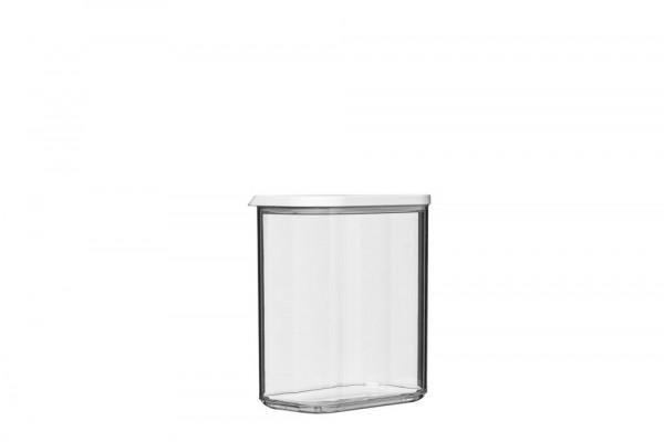 Mepal Modula Vorratsdose 1500 ml weiß