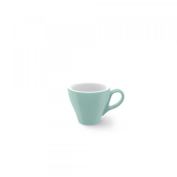 Dibbern Solid Color türkis Espresso Obertasse Classico 0,09 l