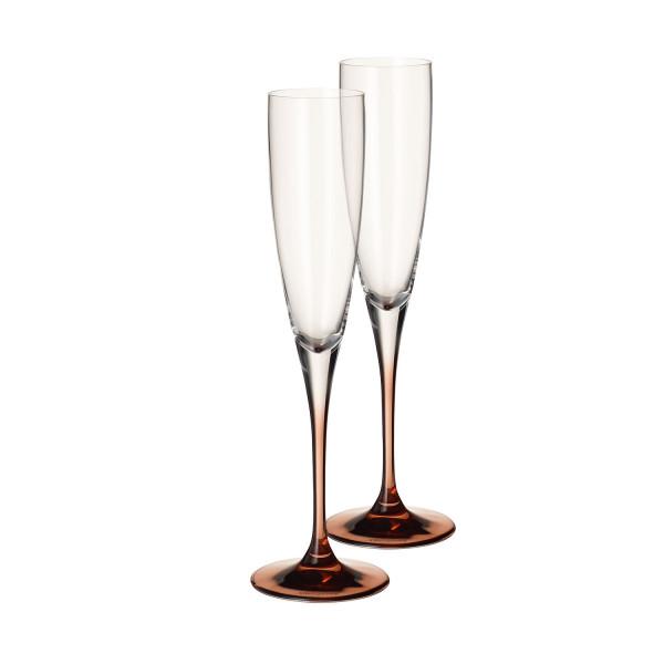 Villeroy & Boch Manufacture Glass Champagnerkelch 2er-Set