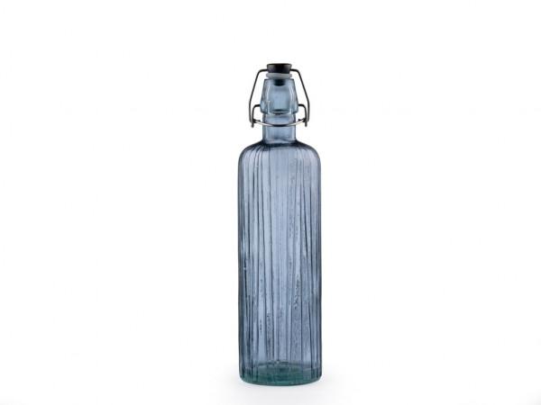 Bitz Kusintha Wasserflasche blau 0,75 l