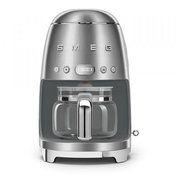 Smeg Retro Filterkaffeemaschine edelstahl
