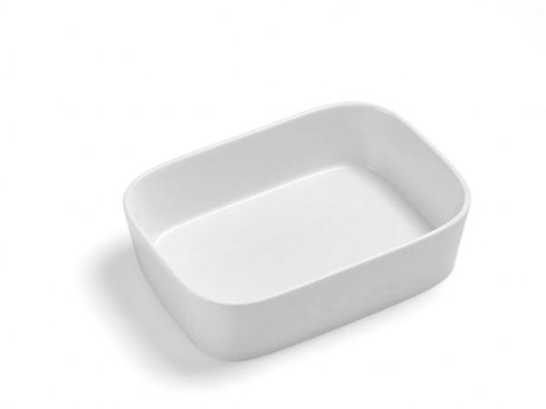 Rosti Dish Modula Auflaufform weiß 25x18x6,5 cm