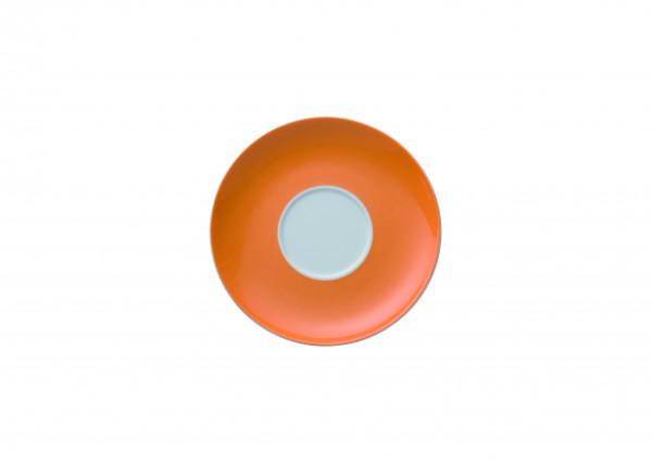 Thomas Sunny Day Orange Cappuccino Untertasse