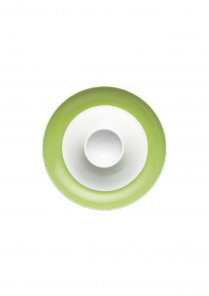 Thomas Sunny Day Apple Green Eierbecher mit Ablage