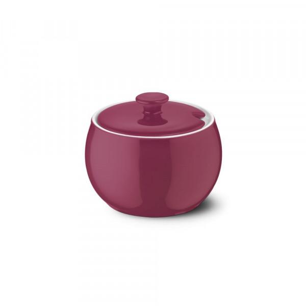 Dibbern Solid Color himbeere Zuckerdose 0,30 l