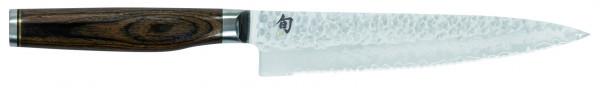 Kai Shun Premier Tim Mälzer Allzweckmesser16,5 cm mit Wellenschliff