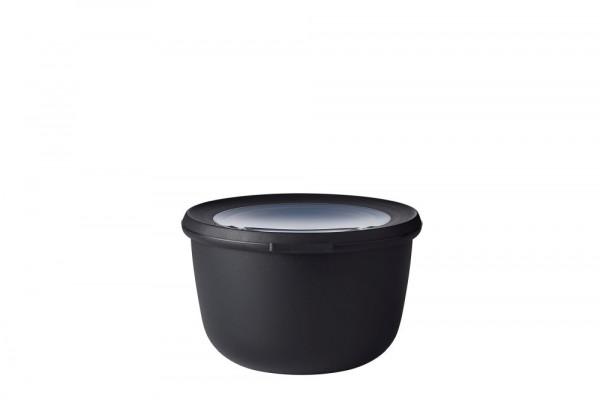 Mepal Cirqula Multi Bowl Vorratsdose mit Deckel 1000 ml nordic black