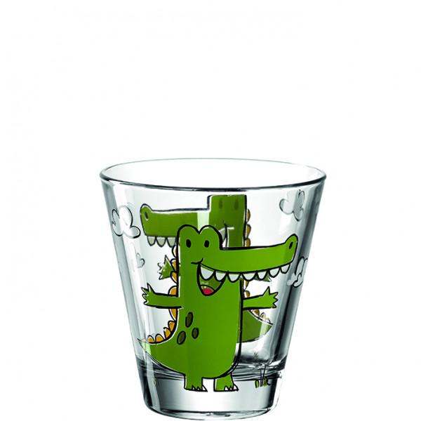 Leonardo Bambini Krokodil Becher 215 ml