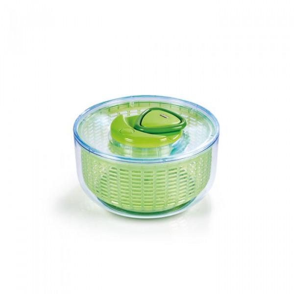 Zyliss Easy Spin Salatschleuder 26 cm grün