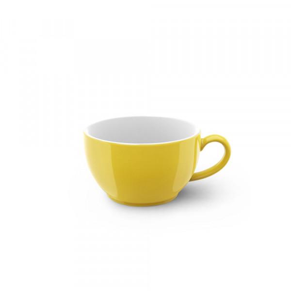 Dibbern Solid Color sonnengelb Kaffee Obertasse 0,25 l