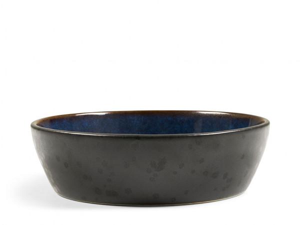 Bitz Schüssel schwarz / dunkelblau 18 cm