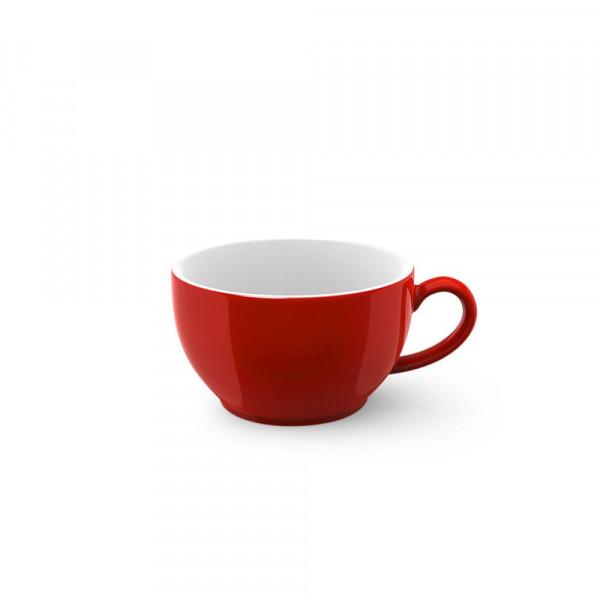 Dibbern Solid Color signalrot Kaffee Obertasse 0,25 l