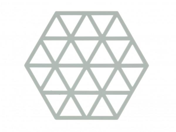 Zone Denmark Triangles Topf-Untersetzer nordic sky