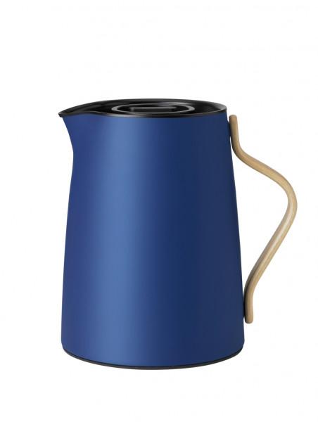 Stelton Emma Isolierkanne Tee 1,0 l dark blue
