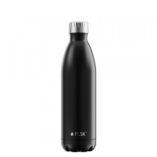 FLSK Vakuum Isolierflasche 750 ml Black