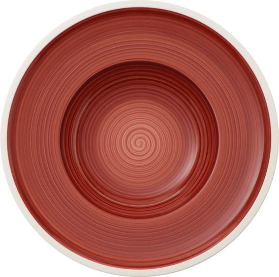 Villeroy & Boch Manufacture rouge Suppenteller 25 cm