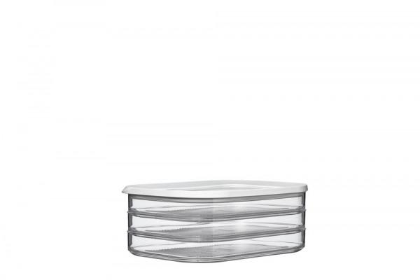 Mepal Modula Kühlschrankdose Aufschnitt 550/3 weiß