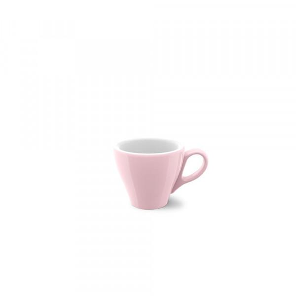 Dibbern Solid Color zartrosa Espresso Obertasse Classico 0,09 l