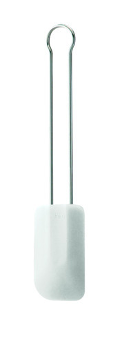 Roesle Teigschaber Silikon weiss 26 cm