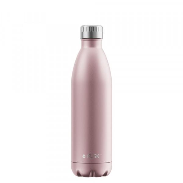 FLSK Vakuum Isolierflasche 750 ml Rosegold