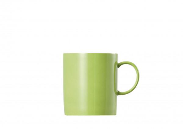 Thomas Sunny Day Apple Green Becher mit Henkel