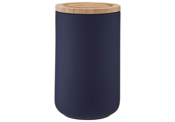 Ladelle Stak Soft Mattiert Vorratsdose 17 cm marinblau