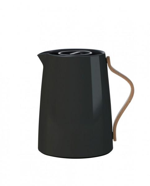 Stelton Emma Isolierkanne Tee 1,0 l schwarz