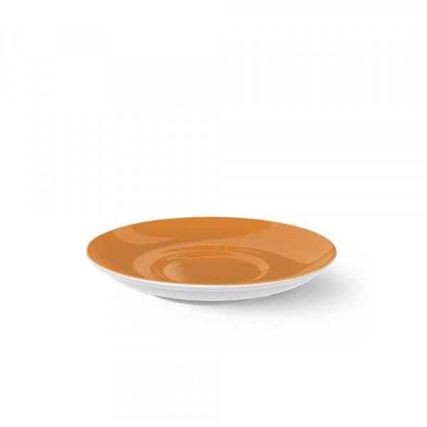 Dibbern Solid Color orange Kaffee Untertasse