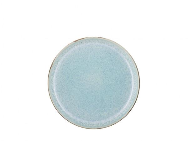 Bitz Dia Plate Grey / Blue 21 cm