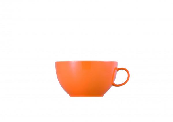Thomas Sunny Day Orange Capupuccino Obertasse
