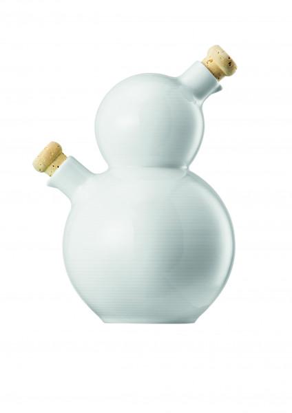 Thomas Trend weiss Essig- / Oel-Flasche