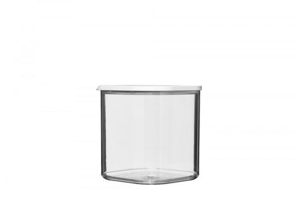 Mepal Modula Vorratsdose square 2750 ml weiß