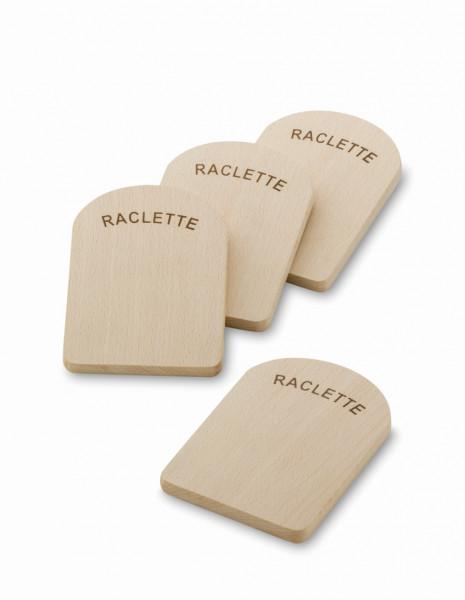 Kela Baar Raclette-Brettchen 4er-Set