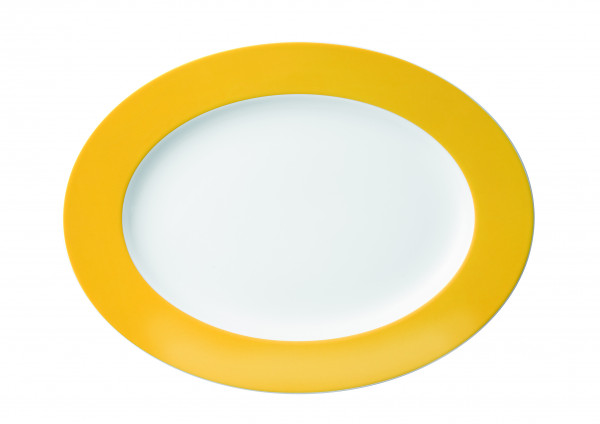 Thomas Sunny Day Yellow Platte 33 cm